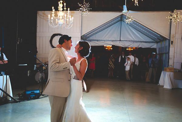 Kerry & Jeff: {married}!
