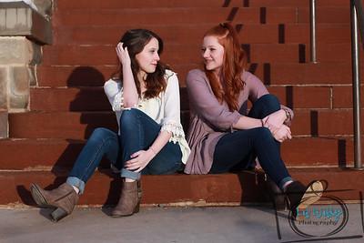 McKenzie & Megan {Friends Forever}
