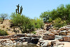 The pond at Saguaro Buttes