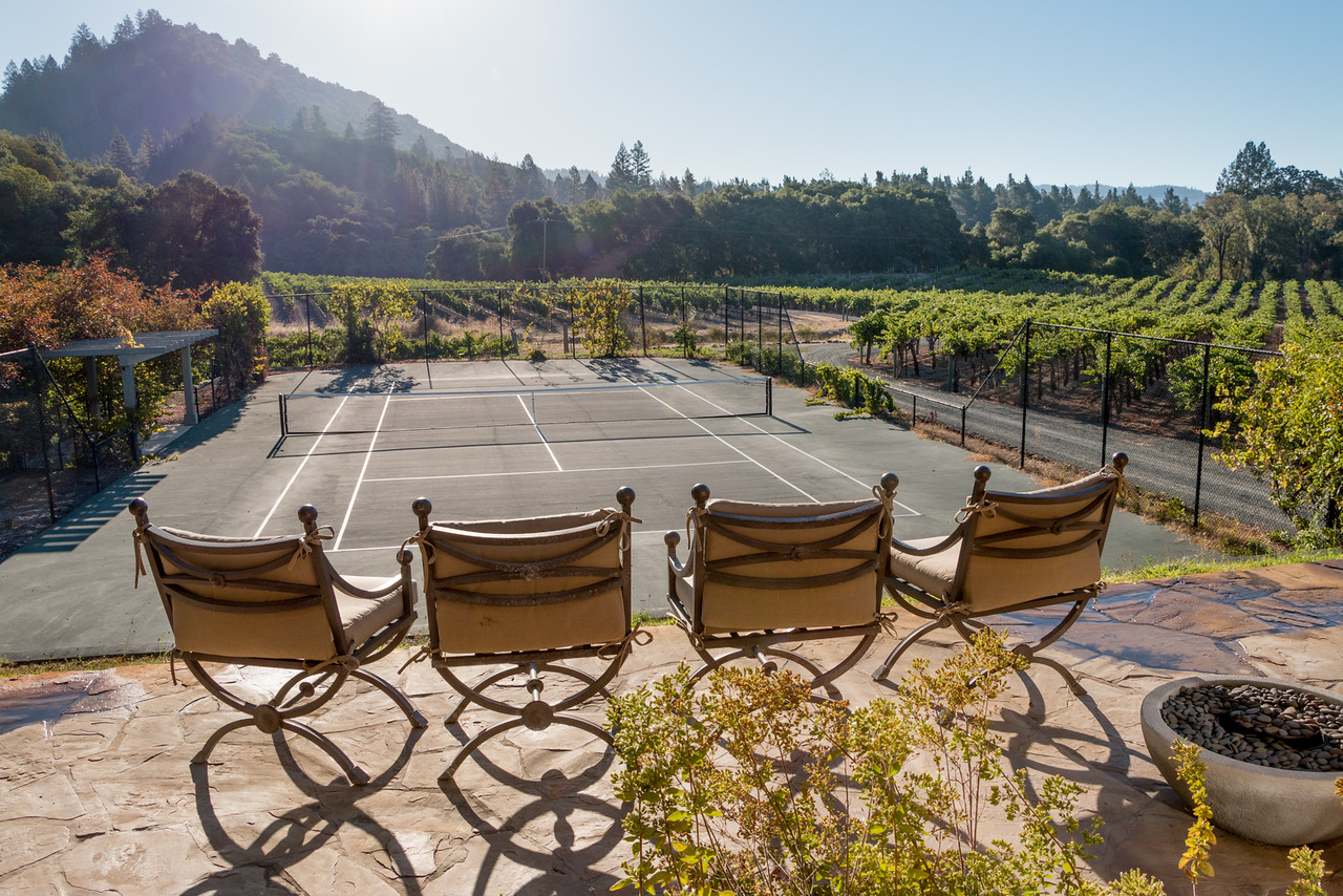 Tennis & Wine Nirvana