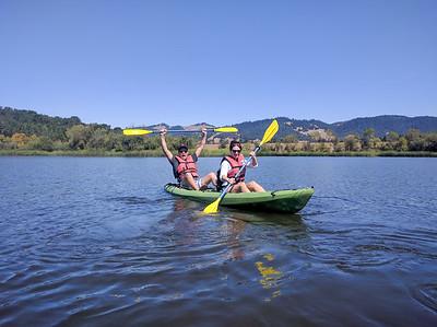 Team TJ @ Spring Lake Park, Santa Rosa