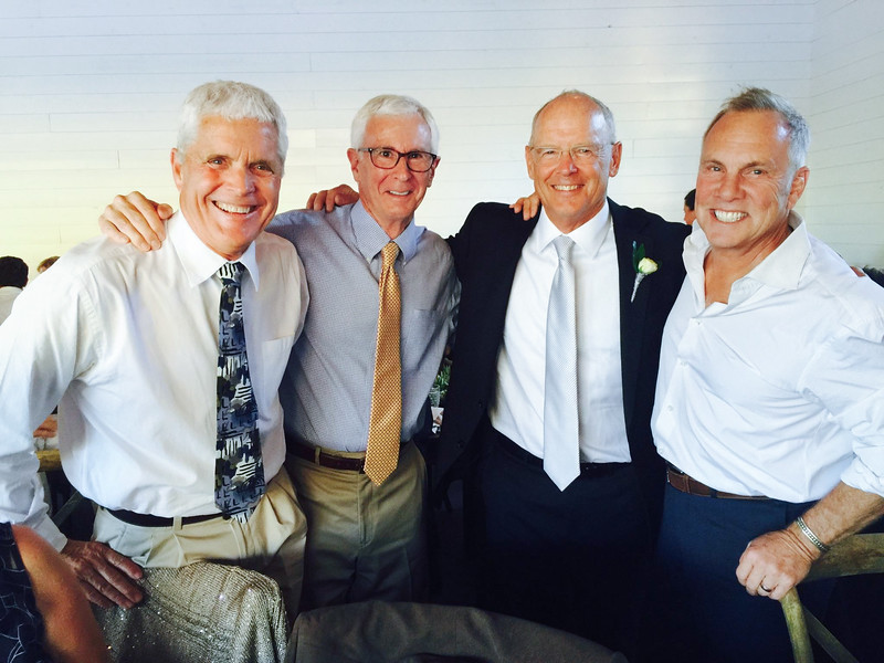 Harvo,Wiles,Walt, Higs; photo by KathaySmith