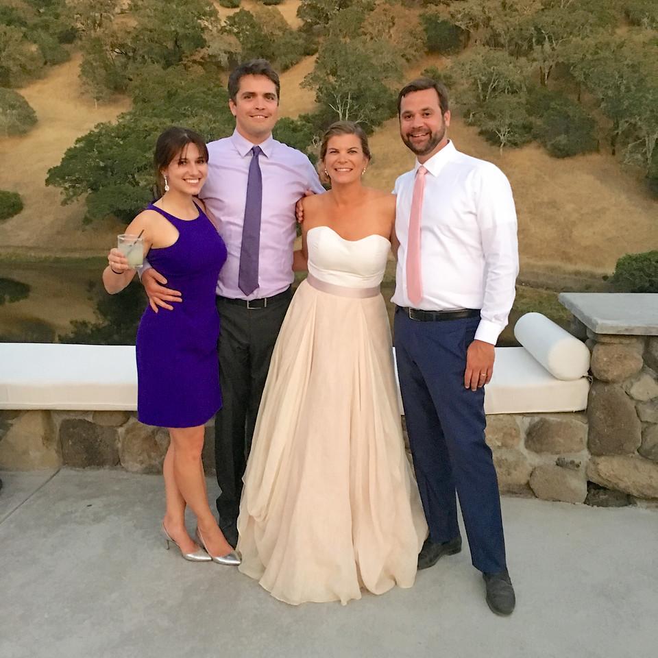 Julia, Tyler, Molly, Mike