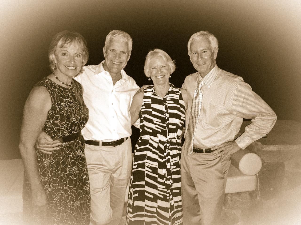 Brenda, Kirk, Kathay, Wiley