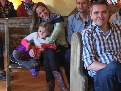 Gabriella, Adralyn, Nick & Tyler