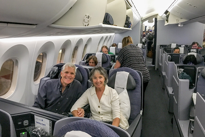 BusinessFirst on 787! 6144