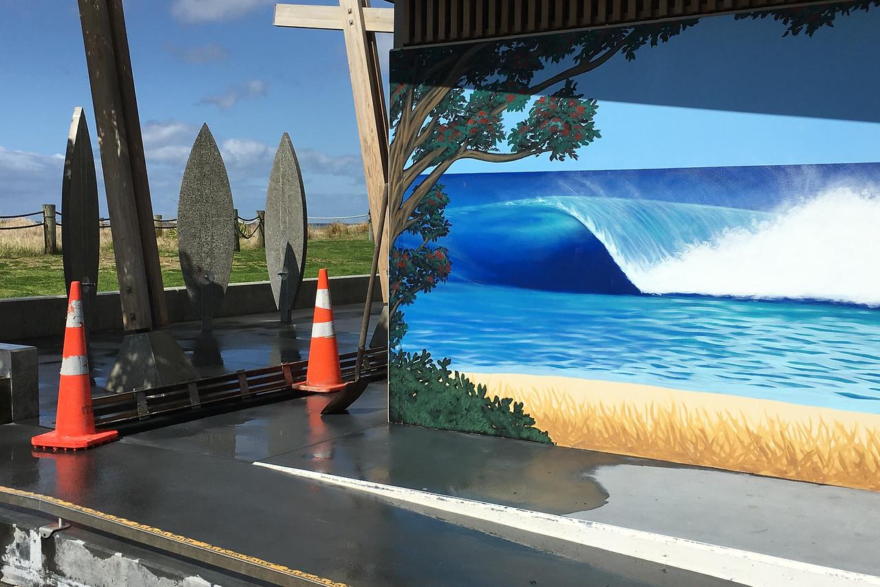 Waihi Beach restroom tube 6259