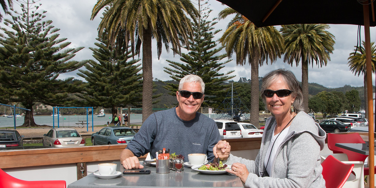 Lunch in Whitianga 5785