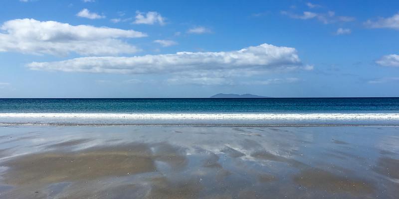 Waihi Beach blue 6262p