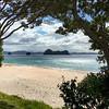 Ha Hei Beach framed 6306