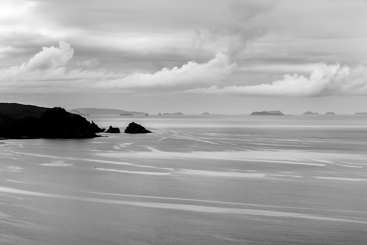 North to the Mercury Islands 5687bw