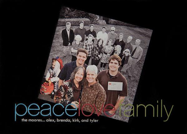 2009 Peace Love Family