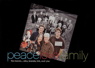 2009 Peace Love Family