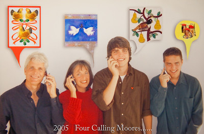 2005 Four Calling Moores