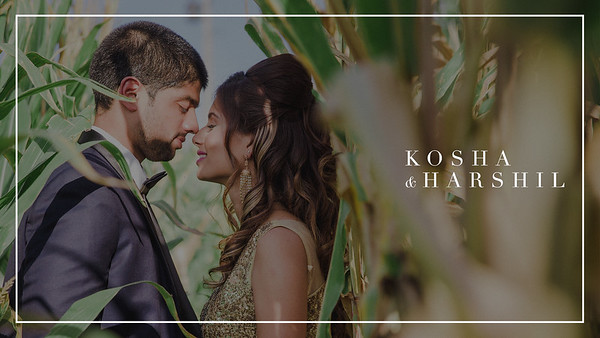 Kosha + Harshil: Wedding Feature FIlm @ Parke Regency Hotel - Bloomington, IL_V1