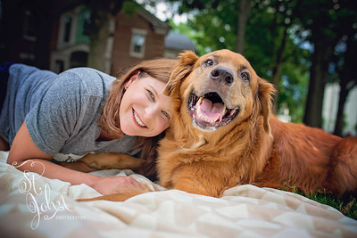 2016 July Kristin Burks and Cooper-16 warm