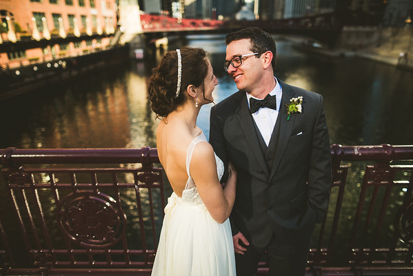 Kristin & Dave: married!!