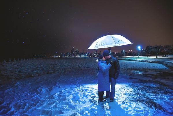 Kristin & Phillip: {engaged}!