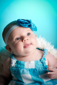 Kylie Childers - Stormy Long Photography - Jacksonville NC Infant Portrait Photographer