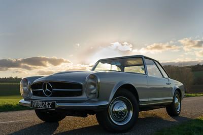 Mercedes 250sl pagoda