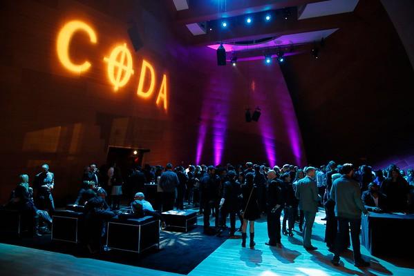 CODA event at LA Phil