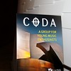 CODA event at LA Phil