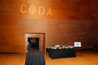 CODA event at the LA Phil