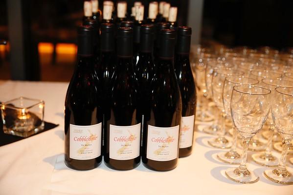 LA Philharmonic CODA party at Vespaio