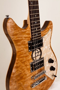 Custom Guitars by Larry Finnicum, Truckee, CA