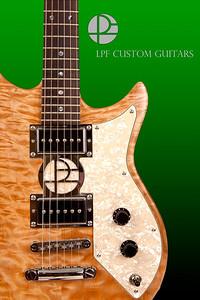 Custom Guitars by Larry Finnicum, Truckee, CA