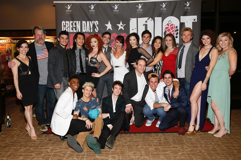 "Green Day's ""American Idiot"" at the La Mirada Theatre for the Performing Arts"