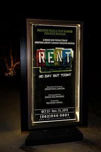 "La Mirada Theatre for the Performing Arts ""Rent"" Opening"