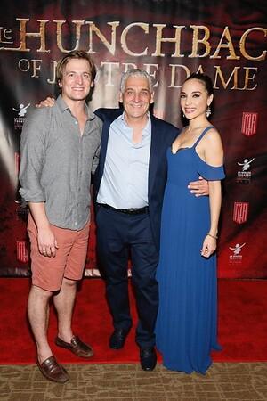 """The Hunchback of Notre Dame"" La Mirada Theatre Opening, La Mirada, America - 17 Sept 2016"