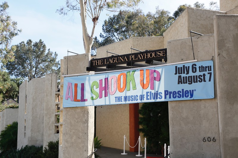 """All Shook Up"" Laguna Playhouse Opening Night"
