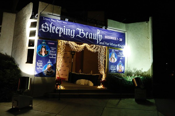 """Sleeping Beauty and Her Winter Knight"" Laguna Playhouse Opening"