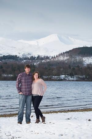 Lake District Engagement Shoot