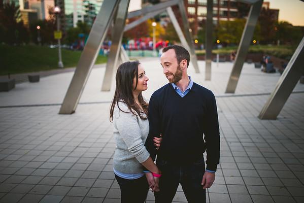 Lara & Chris :: engaged!
