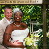 Latrina and Paul: Avon Gardens Wedding : Reception at Buca di Beppo!