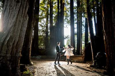 Will and Laura Engagement session, Santa Cruz Engagement photos, Huy Pham Photography, Santa Cruz BEach Boardwalk Engagement photos