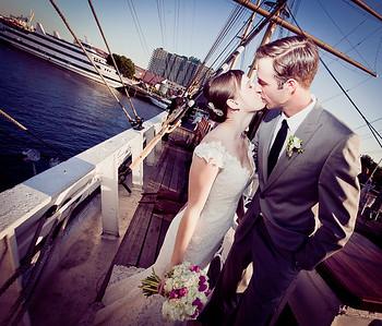 Laura & Drew's Wedding