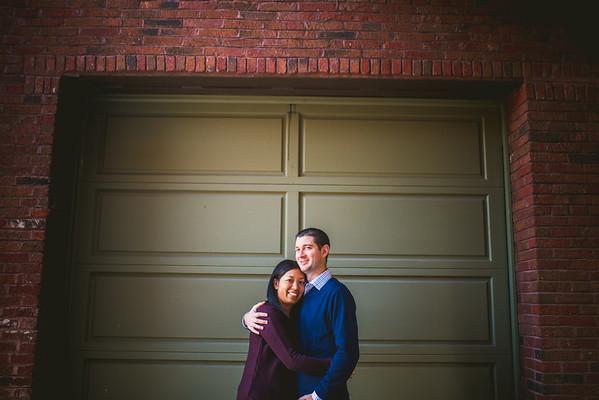 Lauren & Brian: {engaged}!