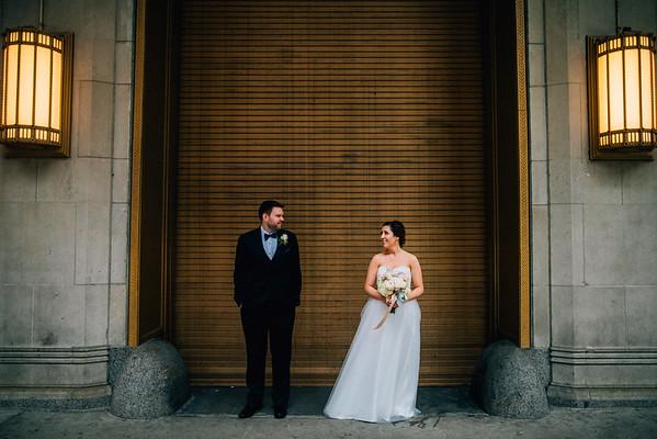 Lauren & Rob :: married!