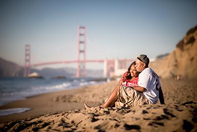 San Francisco Engagement Photos - Lauren and Dustin-62