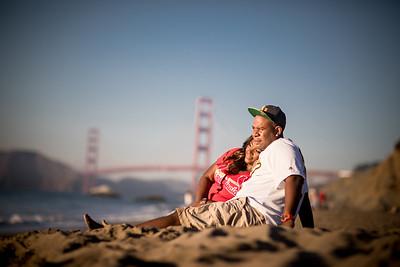 San Francisco Engagement Photos - Lauren and Dustin-66