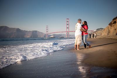 San Francisco Engagement Photos - Lauren and Dustin-56