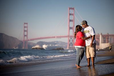 San Francisco Engagement Photos - Lauren and Dustin-38