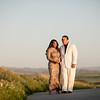 Half moon bay Ritz Carlton engagement photos - Lavette and Francisco more photos-35