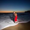 Half moon bay Ritz Carlton engagement photos - Lavette and Francisco more photos-24