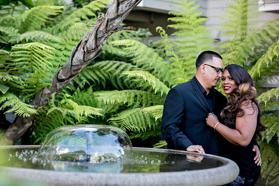 Half moon bay Ritz Carlton engagement photos - Lavette and Francisco more photos-12
