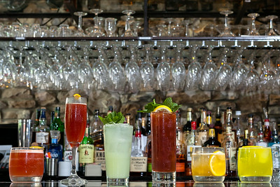 Lebanese Taverna Cocktails